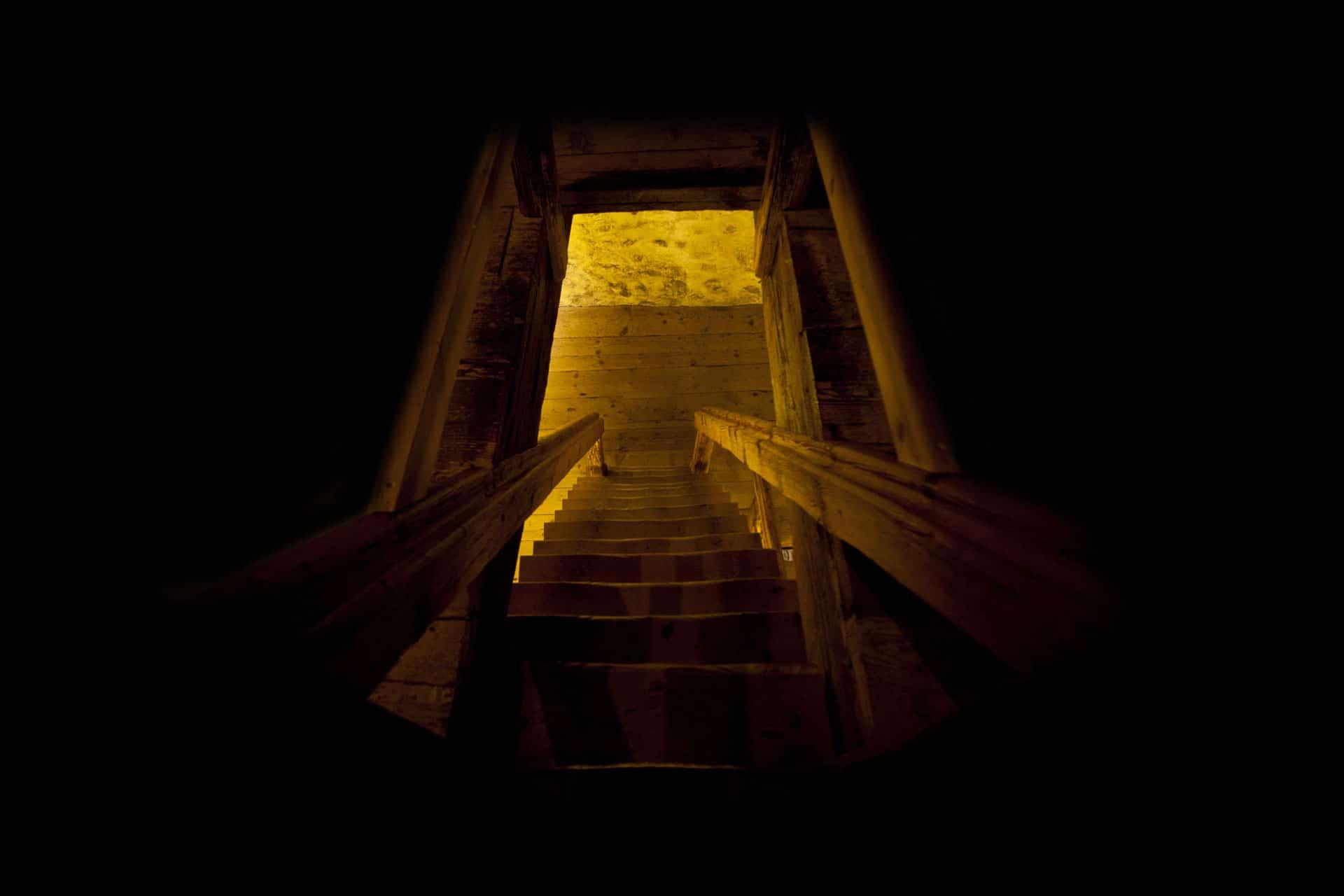 Radon monstre au sous-sol